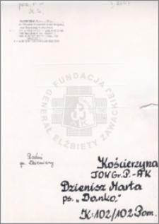 Dzienisz Marta