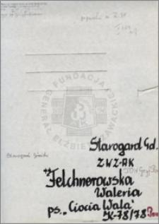 Felchnerowska Waleria