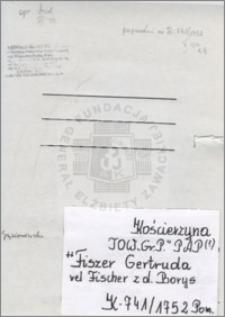Fiszer Gertruda