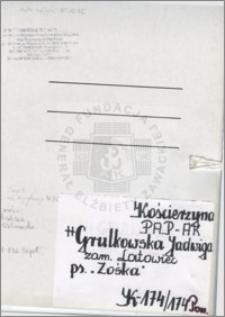 Grulkowska Jadwiga