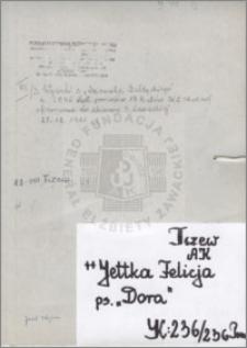 Jettka Felicja