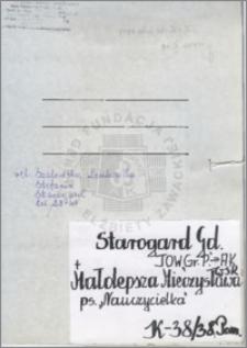 Małolepsza Mieczysława