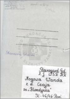 Nogowa Wanda