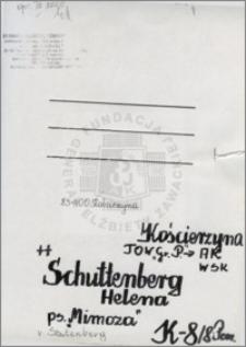 Schuttenberg Helena