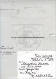 Stawska Helena