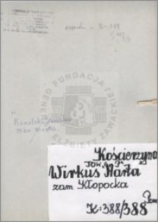 Wirkus Marta