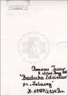 Badocha Zdzisław