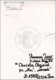 Christa Olgierd