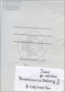 Kromkiewicz Makary
