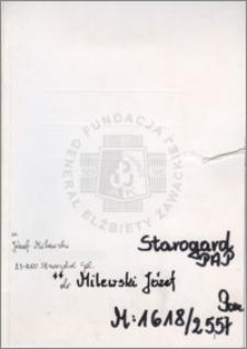 Milewski Józef