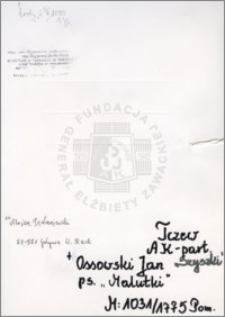 Ossowski Jan