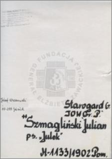 Szmagliński Julian