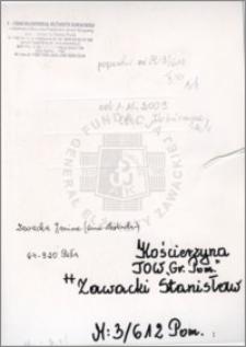 Zawacki Stanisław