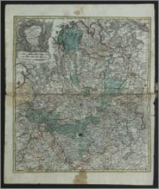 Nova et exacta mappa geographica exhibens Circulum Westphalicum in omnes suos status et provincias. 28