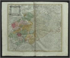 Circuli super Saxoniae pars meridionalis sive ducatus electoratus principatus ducum Saxoniae