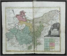 Der nördliche Teil des ober Sächsischen Kreises oder die Mark Brandenburg und das Herzogthum Pommern