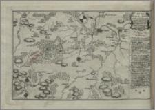 Plan der Action welche d: 16 Julii zwichen einem Corps Alürten Kannörerischen und einen Corps der Königl. Französischen Armeé bey Erzdorf ohnweit Amöneburg gevorfallen. No 30