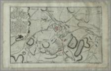 Plan der Affaire bey Kunzendorf zwischen einen Kayserle. Königlichen Corps unter Commando des Generals [..] von Zeithen den 30 Jul. A: 1761