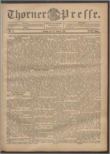 Thorner Presse 1900, Jg. XVIII, Nr. 15 + Beilage
