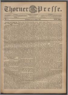 Thorner Presse 1900, Jg. XVIII, Nr. 16 + Beilage
