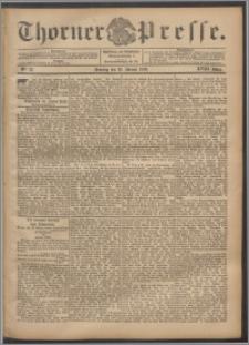 Thorner Presse 1900, Jg. XVIII, Nr. 23 + Beilage