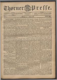 Thorner Presse 1900, Jg. XVIII, Nr. 31 + Beilage