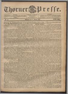 Thorner Presse 1900, Jg. XVIII, Nr. 43 + Beilage