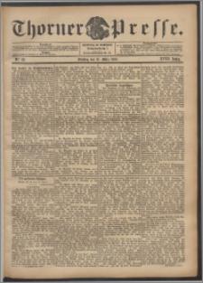Thorner Presse 1900, Jg. XVIII, Nr. 60 + Beilage