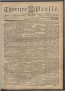 Thorner Presse 1900, Jg. XVIII, Nr. 70 + Beilage