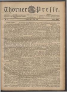 Thorner Presse 1900, Jg. XVIII, Nr. 115 + Beilage