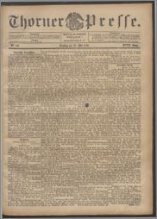 Thorner Presse 1900, Jg. XVIII, Nr. 118 + Beilage