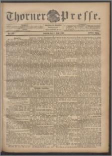Thorner Presse 1900, Jg. XVIII, Nr. 128 + 1. Beilage, 2. Beilage