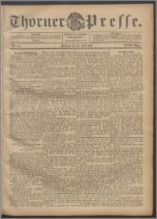 Thorner Presse 1900, Jg. XVIII, Nr. 141 + Beilage