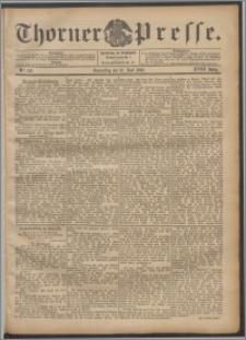 Thorner Presse 1900, Jg. XVIII, Nr. 142 + Beilage