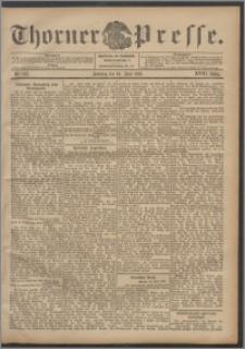 Thorner Presse 1900, Jg. XVIII, Nr. 145 + 1. Beilage, 2. Beilage