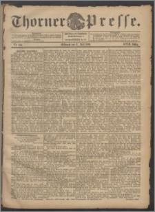 Thorner Presse 1900, Jg. XVIII, Nr. 159 + Beilage
