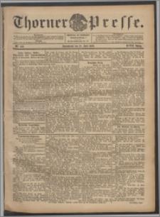 Thorner Presse 1900, Jg. XVIII, Nr. 168 + Beilage