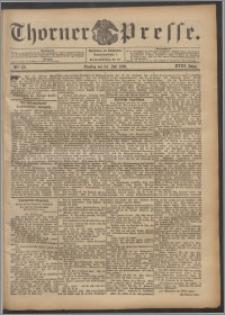Thorner Presse 1900, Jg. XVIII, Nr. 170 + Beilage