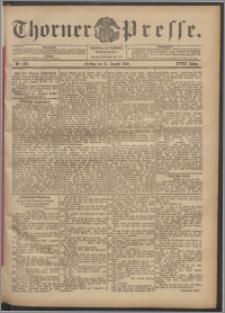 Thorner Presse 1900, Jg. XVIII, Nr. 203 + Beilage