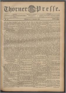 Thorner Presse 1900, Jg. XVIII, Nr. 207 + Beilage