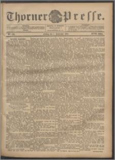 Thorner Presse 1900, Jg. XVIII, Nr. 209 + Beilage