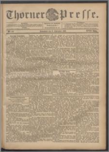 Thorner Presse 1900, Jg. XVIII, Nr. 210 + Beilage