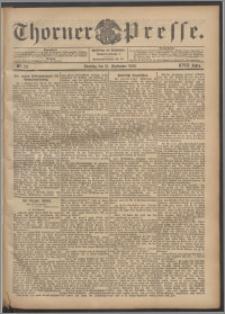 Thorner Presse 1900, Jg. XVIII, Nr. 217 + Beilage