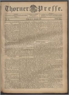 Thorner Presse 1900, Jg. XVIII, Nr. 221 + Beilage