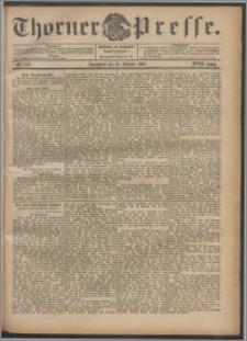 Thorner Presse 1900, Jg. XVIII, Nr. 246 + Beilage