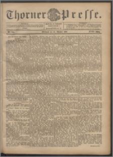 Thorner Presse 1900, Jg. XVIII, Nr. 249 + Beilage