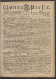 Thorner Presse 1900, Jg. XVIII, Nr. 250 + Beilage