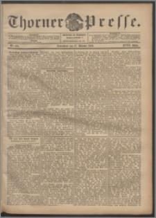 Thorner Presse 1900, Jg. XVIII, Nr. 252 + Beilage