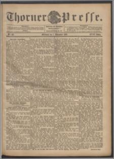 Thorner Presse 1900, Jg. XVIII, Nr. 261 + Beilage