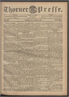 Thorner Presse 1900, Jg. XVIII, Nr. 262 + Beilage